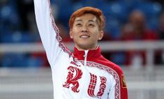 Третье золото России принес кореец Виктор Ан