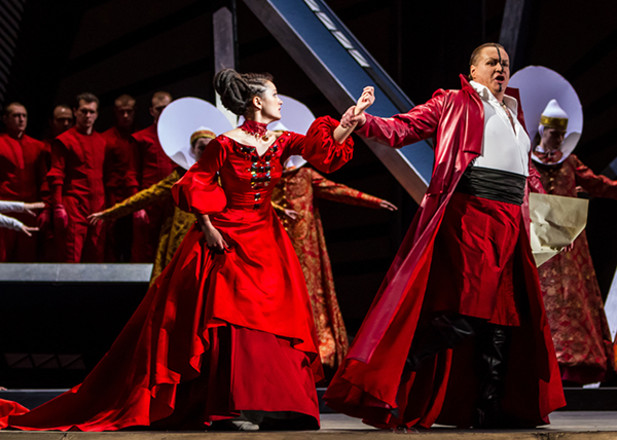«Отелло», Театр оперы и балета, фото