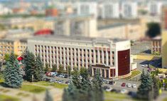 Челябинск как на ладони: видскрыши