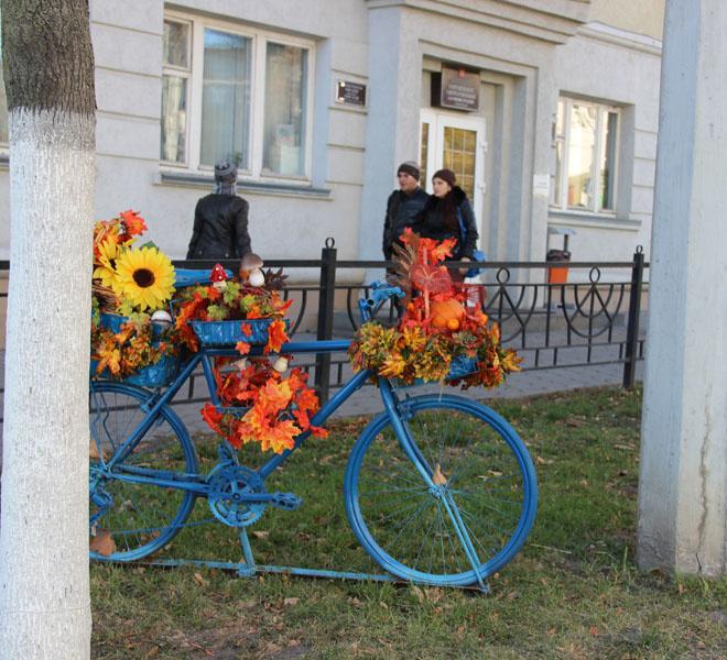 Новые скульптуры в Белгороде
