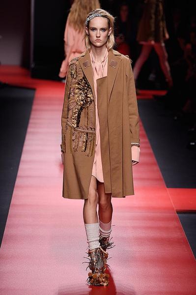Неделя моды в Милане: день первый   галерея [2] фото [1]