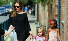 Дети Брэда Питта и Анджелины Джоли ссорятся из-за денег