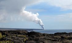 Облако вулканической пыли достигнет России