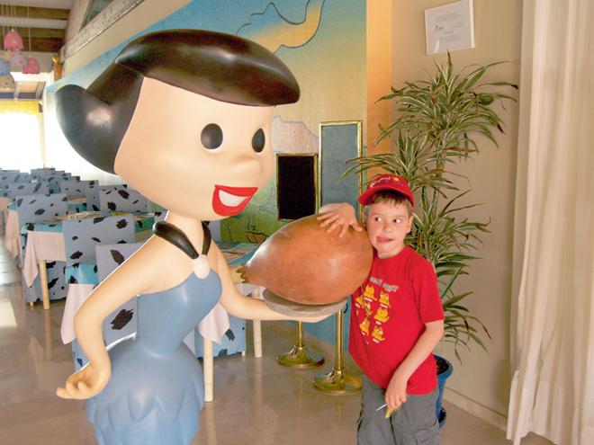 испания: отдых с детьми в отеле