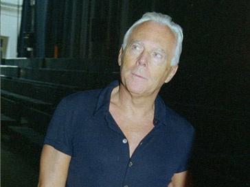 Джорджио Армани (Giorgio Armani) создал одежду для жительниц загадочных планет