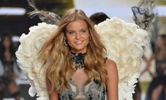 Впервые ангелом Victoria`s Secret стала русская модель
