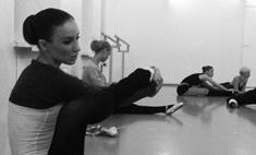 Виктория Дайнеко занялась балетом