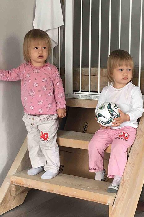 Диана и Алиса Мартьяновы