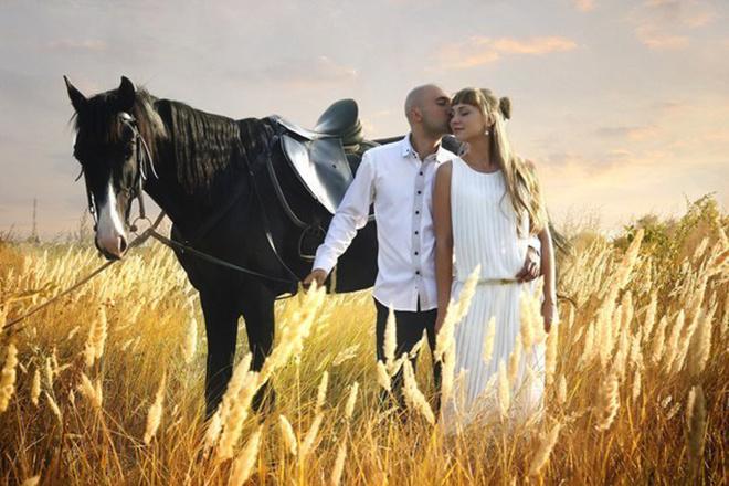 прогулка на лошадях в Ростове
