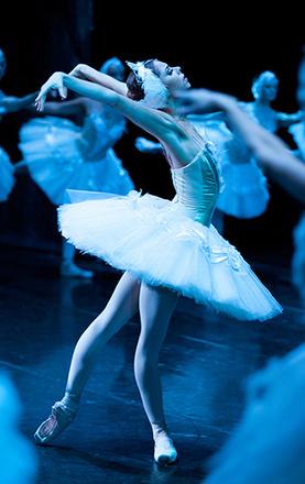 Лариса Люшина, балерина, фото