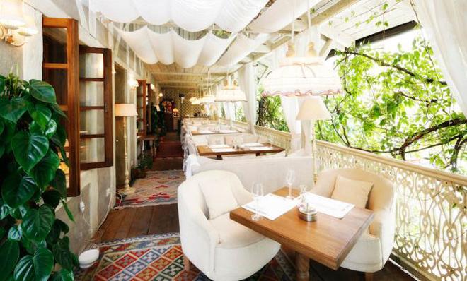 Рестораны знаменитостей в Москве Тина Канделаки