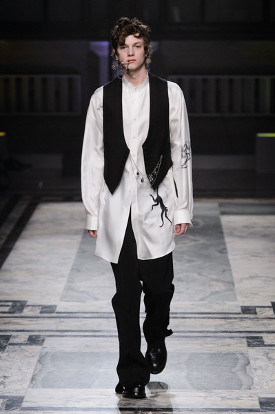 Неделя мужской моды в Лондоне: главные показы | галерея [1] фото [12]
