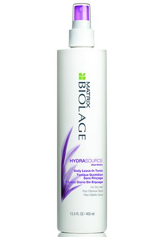 Несмываемый увлажняющий тоник для сухих волос Biolage Hydrasource, Matrix