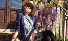 Ксения Собчак заинтересовалась винтажем