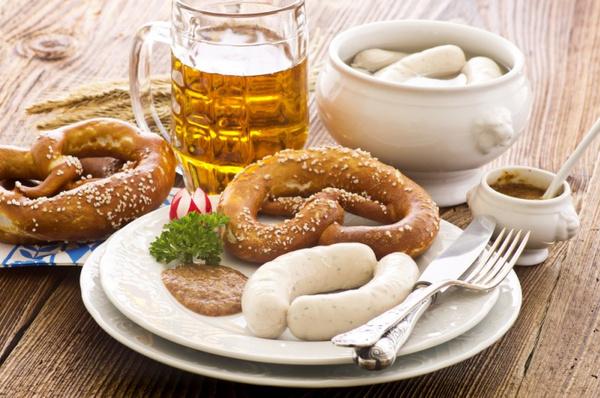 Немецкие закуски