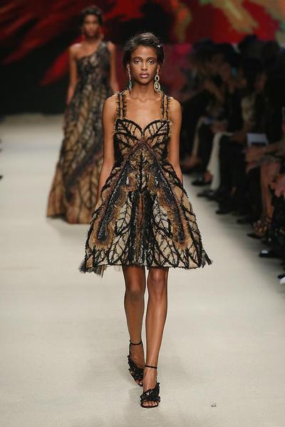 Неделя моды в Милане: день первый   галерея [1] фото [1]