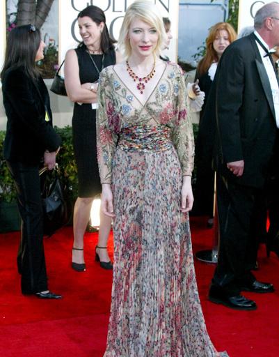 Кейт Бланшетт (Cate Blanchett), 2003 год