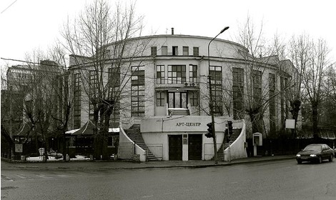 125 лет со дня рождения Константина Мельникова | галерея [1] фото [5]