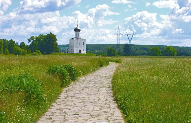 Владимир. Храм Покрова на Нерли