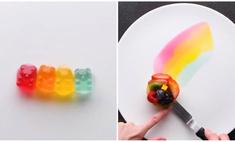 остроумных способов украсить любой десерт подручными сладостями видео