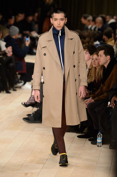 Неделя мужской моды в Лондоне: главные показы | галерея [3] фото [7]