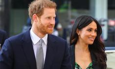 Лучше зажмурьтесь: оглашен бюджет свадьбы Гарри и Маркл