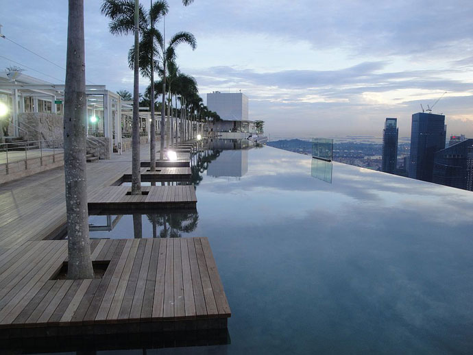 Marina Bay Sands SkyPark, ��������