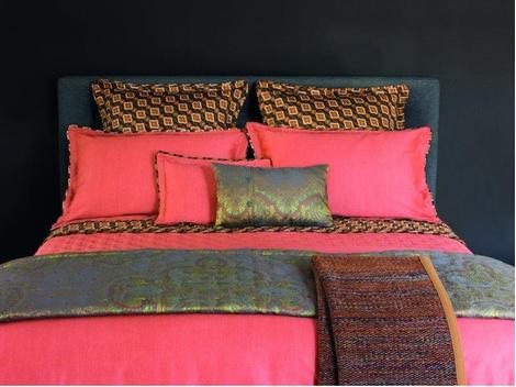 Новая коллекция постельного белья от Yves Delorme | галерея [1] фото [5]