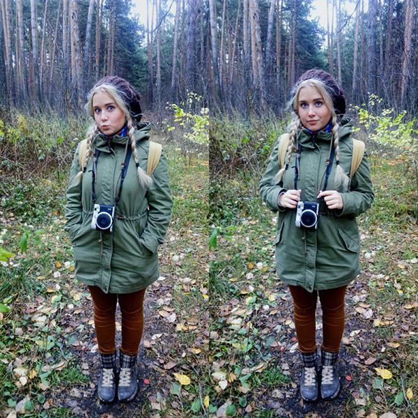 Людмила в жизни