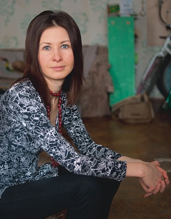 Татьяна Каргина, 27 лет «Мы живем нормальной жизнью»