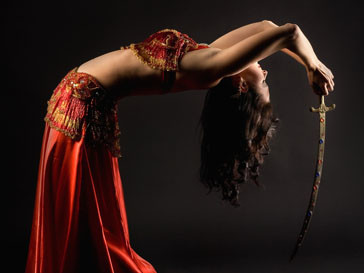 Танец живота может быть вреден