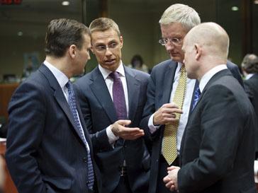 Министры иностранных дел ЕС выразили поддержку переходному правительству Туниса