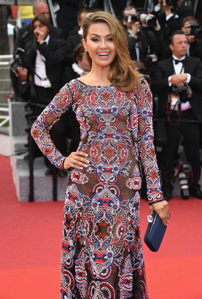 Виктория Боня на Каннском кинофестивале - 2016
