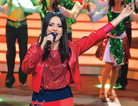Певица Жасмин, фото 2014