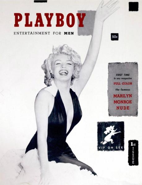 25 звезд, снявшихся обнаженными для Playboy