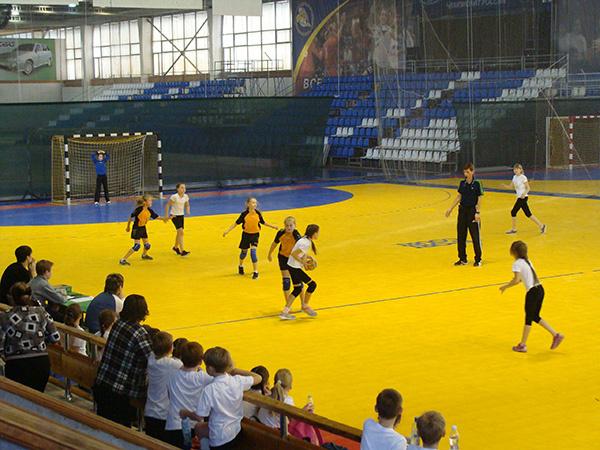 гандбол, школа гандбола в Тольятти