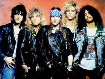 Guns N' Roses дали согласие принять участие в фестивале