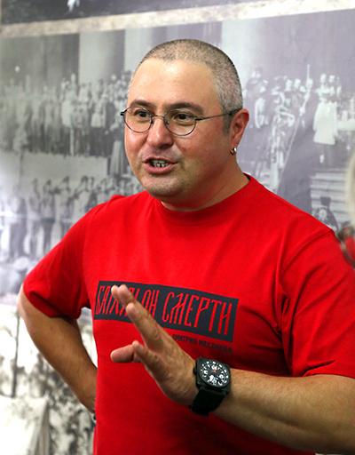 Дмитрий Месхиев, Батальон