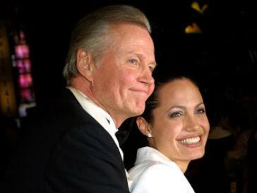 Анджелина Джоли (Angelina Jolie) простила отца