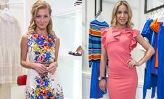 Звезды побывали на открытии бутика Red Valentino в ГУМе