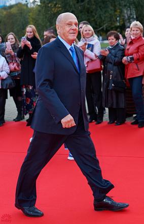 Владимир Меньшов, Первый Уральский открытый фестиваль российского кино, фото