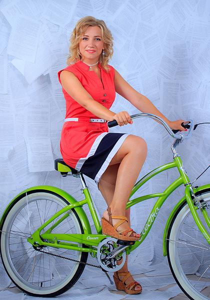Дарья Нечаева, участница «Мисс велогород-2016», фото