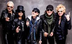 Scorpions в Перми: «Наслаждаемся борщом и не против икры»