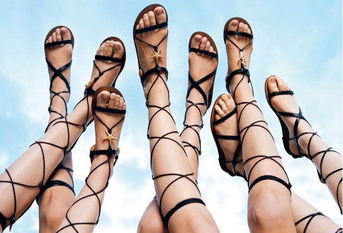 Обувь лето 2015 фото