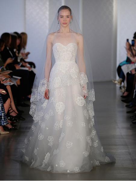 Лучшие коллекции Недели свадебной моды   галерея [3] фото [4]