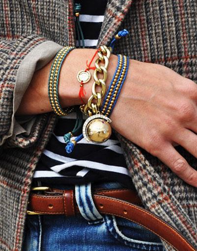Самые стильные аксессуары весны-2011