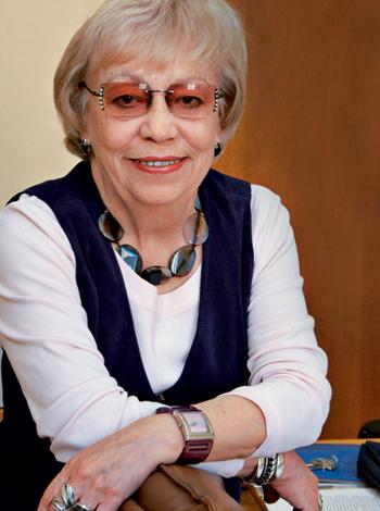 Наталия Басовская, историк
