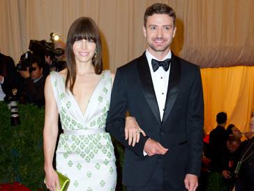 Джастину Тимберлейку (Justin Timberlake) ничего не стоит дать совет постилю своей невесте Джессике Бил (Jessica Biel)