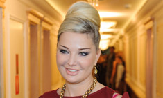Оперная дива Мария Максакова вышла замуж