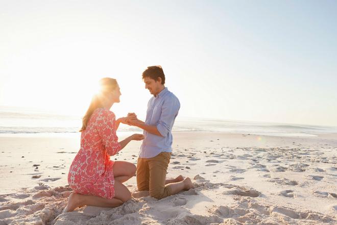 Как заставить парня жениться на себе